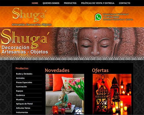 www.shugadeco.com.ar