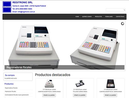 www.regitronic.com.ar