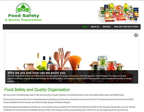 www.foodsafetyandqualityorganization.com