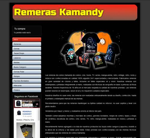 www.remeraskamandy.com.ar