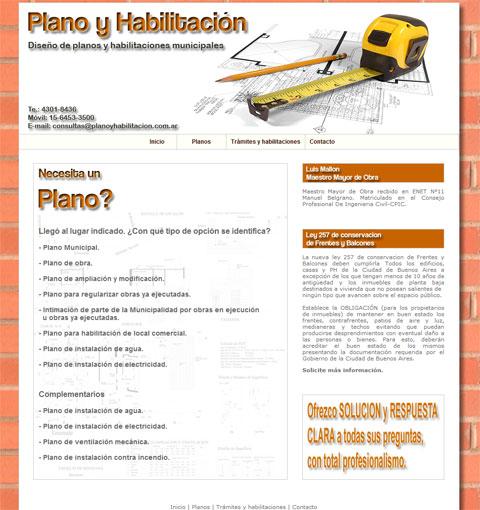 www.planoyhabilitacion.com.ar