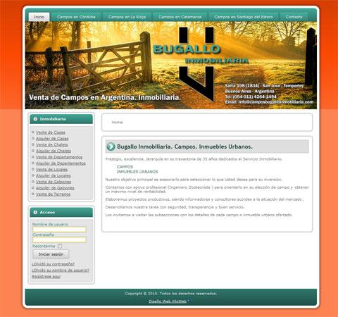 www.camposbugalloinmobiliaria.com