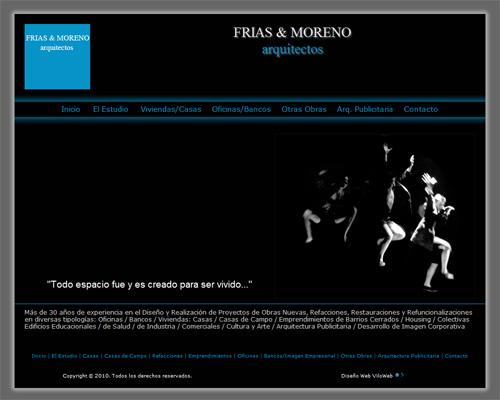 www.friasymorenoarquitectos.com