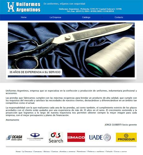 www.uniformesargentinos.com