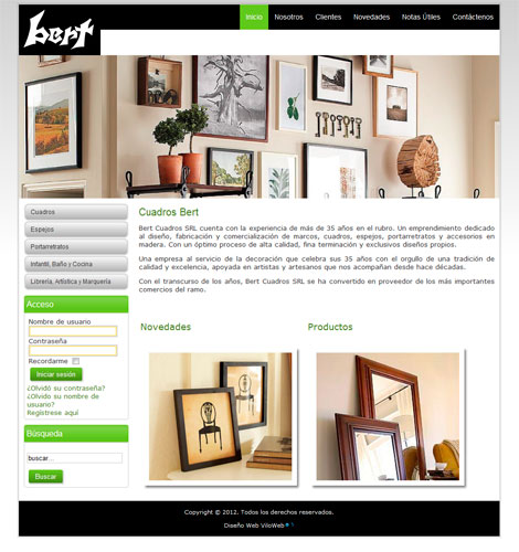 www.cuadrosbert.com.ar