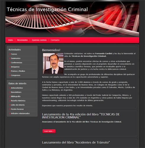 www.tecnicasdeinvestigacioncriminal.com