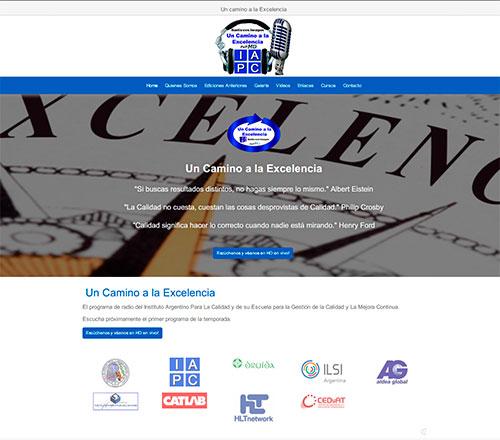 www.uncaminoalaexcelencia.com