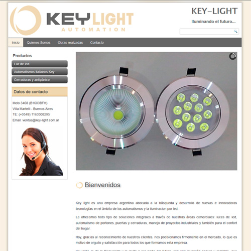 www.key-light.com.ar