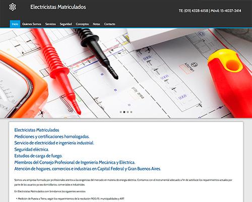 www.electricistas-matriculados.com