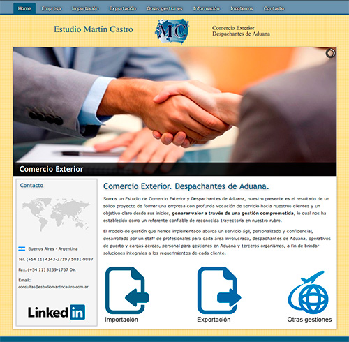 www.estudiomartincastro.com.ar