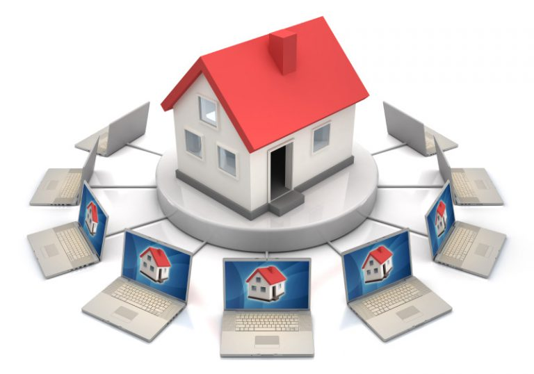 Diseño de paginas web para inmobiliarias