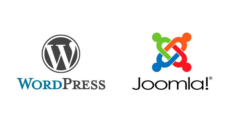 Diseño de páginas Web en WordPress y Joomla