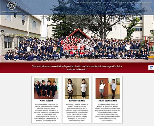 www.nuestraseñoradelmilagro.com.ar